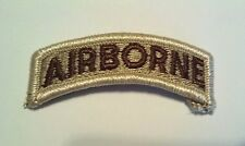 Airborne Tab Desert Storm Sew On  Made in America