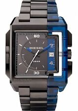 Diesel Men's DZ1419 Black and Blue Watch