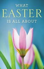 What Easter Is All about (Pack Of 25) by Good News Tracts (2010, Stapled)