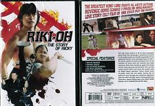 RikiOh Story of Ricky Oh New DVD Fan Siu Wong Fan Mui Sang Ho Ka Kai