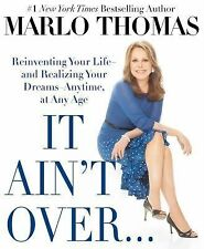 Marlo Thomas - It Aint Over Till Its Over (2014) - Used - Trade Cloth (Hard