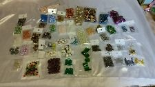 REDUCED--Lot #10. huge lot jewelry making supplies FREE SHIPPING! !!  REDUCED