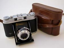 Agfa Super Isolette f3.5 (Rangefinder) with Case