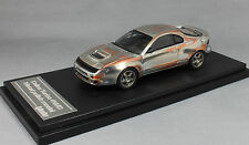 HPI Toyota Celica Turbo GT4 4WD ST185 in a Metal Polished Finish 8178 1/43 NEW