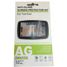 Antiriflesso Screen Protector Kit per TomTom GO 500 / 510 / 5000 / 5100 / PRO 5250