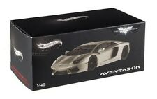 THE DARK KNIGHT RISES LAMBORGHINI AVENTADOR LP700-4 1/43 BY HOT WHEELS ELITE