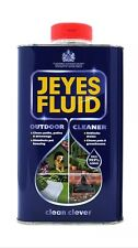 JEYES FLUID 1L MULTI PURPOSE DISINFECTANT OUTDOOR CLEANING + FREE GLOVES