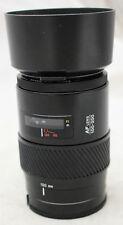 MINOLTA AF ZOOM 100-200mm f/4.5 Minolta A Mount Camera Lens - 214