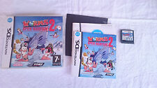 JUEGO COMPLETO WORMS 2 OPEN WARFARE NINTENDO DS DSI PAL UK INGLÉS