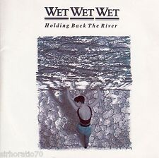 WET WET WET Holding Back The River CD
