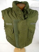 Vietnam Era US Army M69 Fragmentation Vest 3/4 Collar - Size Small - Dated 1974