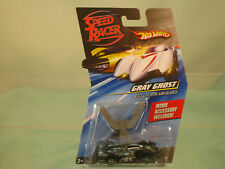 Speed Racer (Hot Wheels) Gray Ghost Saw Blades Movie Accessory included! 1:64