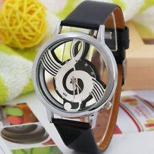 Mujer Hombre Hermoso Relojes De Pulsera Musical De Cuarzo Reloj Watch