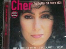 CHER - YOU BETTER SIT DOWN KIDS (1996) I go to sleep, Needles and pins,Sunny....