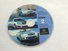 2001 2002 2003 2004 MERCEDES CLK320 CLK430 CLK500 CLK55 NAVIGATION MAP DISC CD 2