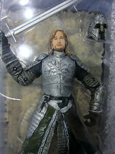 The Lord Of The Rings FARAMIR IN GONDORIAN ARMOR ROTK LOTR NEW