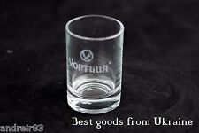 Ukrainian GLASS Khortytsa VODKA PD121