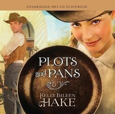 Plots and Pans MP3 CD, Hake, Kelly Eileen, New