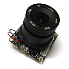 HD IP Camera Module 720P 1.0MP CCTV IPC PCB Main Board +4mm CS lens IR CUT cable