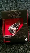 Star wars titanium series first order snowspeeder (11) b4580