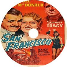 San Francisco - Clark Gable Jeanette MacDonald Musical Drama 1936