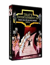 THAT's ENTERTAINMENT III (1994) **Dvd R2** Gene Kelly, Ann Miller |