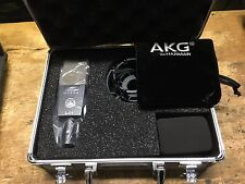 AKG  Acoustics C414  XLS studio  mic with Case //ARMENS//