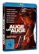AUGE UM AUGE - OUT OF THE FURNACE   BLU-RAY NEU