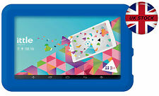 ittle® Blue Kids 7 inch Android Tablet PC. 8GB, HDMI HD IPS Screen - DEMO