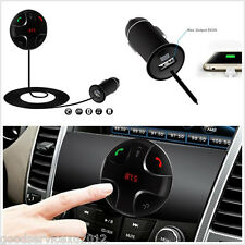 FM29B Wireless Bluetooth 3.0 Car SUV Kit FM Transmitter MP3 Player Handsfree USB