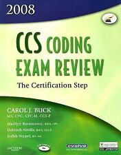 CCS Coding Exam Review 2008: The Certification Step (CCS Coding Exam Review: The