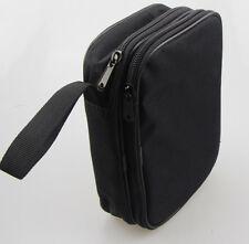 Double Layer Zipper Carrying Case / Bag for Multimeters. Fits UT61E Fluke 87V