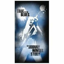True to the Blues: The Johnny Winter Story [Box] by Johnny Winter (CD,...