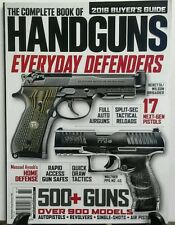 The Complete Book of Handguns 2016 Buyer's Guide 500 + Guns FREE SHIPPING sb