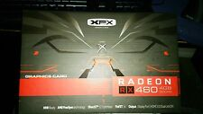 XFX AMD Radeon RX 460 4GB GDDR5 DVI/HDMI/Displayport PCI-Express Video Card XFX-