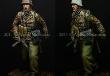 "Alpine 16011 grenadier ""kampfgruppe hansen"" WW2 modèle 1/16th non peinte kit"