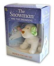The Snowman and the Snowdog: Book and Toy Giftset by Raymond Briggs (Mixed...