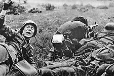 WW2 - Les Cosaques de l'Armée allemande attaquent vers l'Est