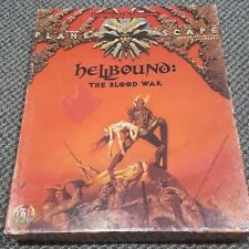 Planescape Hellbound: The Blood War - Deluxe Adventure Box Set TSR 2421