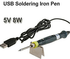 Portable Power Electric Mini USB Soldering Iron Tools for SMD Work DIY Soldering