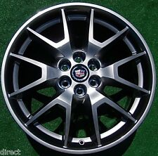 4 Brand NEW 2016 Genuine GM OEM Factory HyperSilver Cadillac SRX 20 inch WHEELS