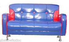 Stylish Kids  Couch~Real Furniture Quality~Easy Clean Vinyl