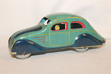 Paya, 1930's Streamline Coupe, Original Lot #1