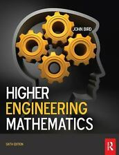 Higher Engineering Mathematics by John Bird (2010, Paperback, Revised)