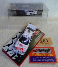 Lot. 201. IXO 1/43. Subaru Impreza STI Rallye Monte Carlo 2011. NEW with Case.