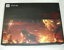 PS4 Final Fantasy Type-0 HD (Type Zero) Ultimate Box e-store Limited Japan Games