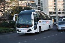 National Express liveried YN11AYC 6x4 Quality Bus Photo