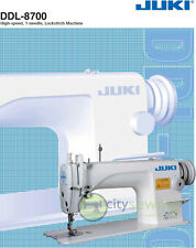 JUKI DDL-8700 Sewing Machine with Servo Motor Stand Led plus Light FREE SHIPPING
