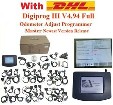 Digiprog III V4.94 Digiprog 3 FULL All Cables Odometer OBD2 Correction Tool