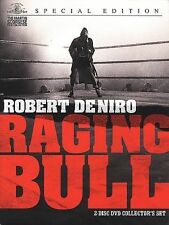 Raging Bull (DVD, 2005, 2-Disc Set, Collector's Edition) NEW & SEALED